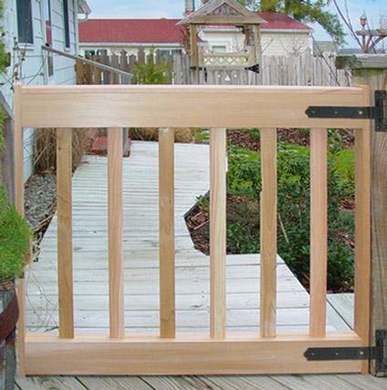 Deck Gates  34