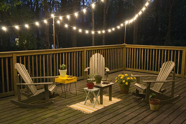 deck lighting  26