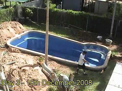 Fibreglass pools  72