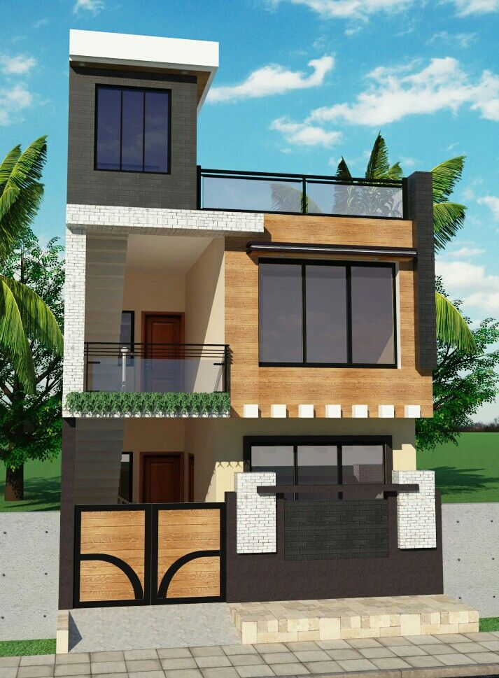 front house design  63