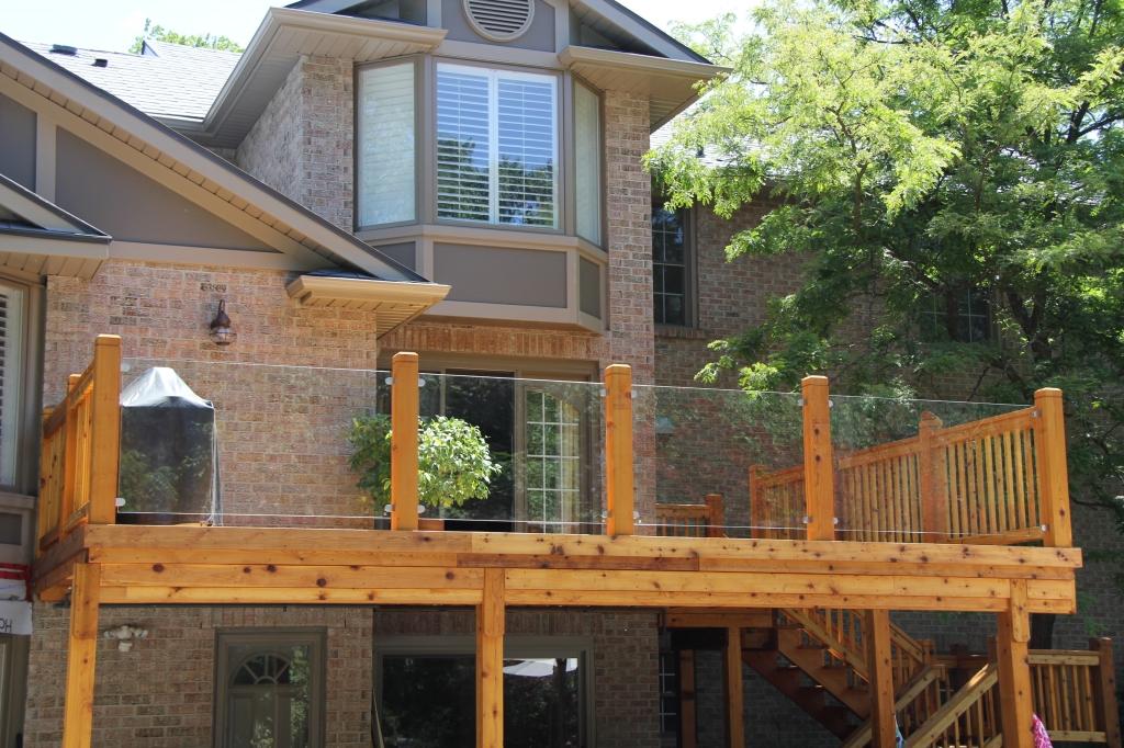 glass deck railings  38