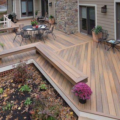 ground level deck  19