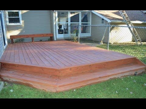 ground level deck  47