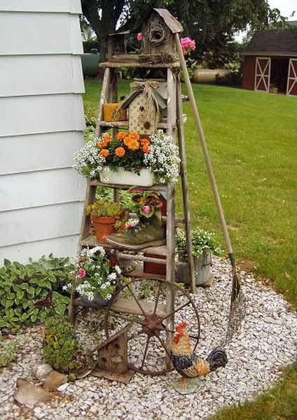 outdoor garden decor  70