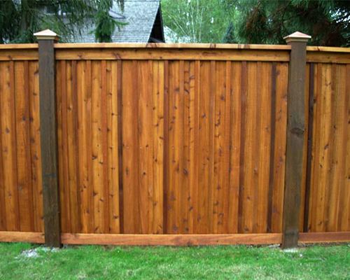 Privacy fence  04