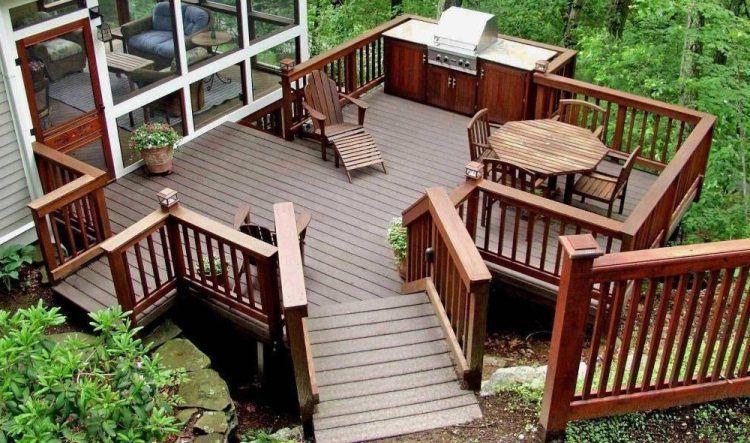 Wooden Decks  09