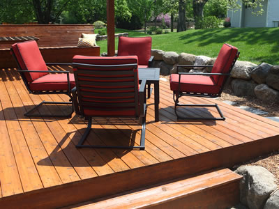 Wooden Decks  70