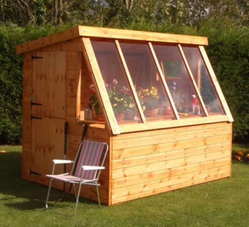 Wooden garden sheds  88