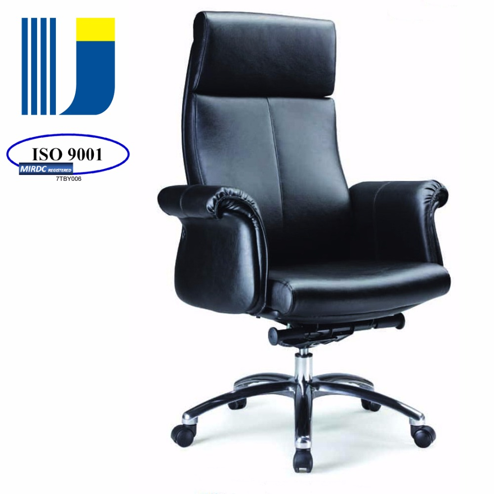 Modern luxury high end upholstery leather executive office chair for office  furniture AJ01