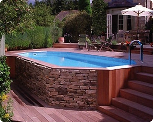Above Ground Pools Clearance 5 2 3 1 4 Fantastic Project On