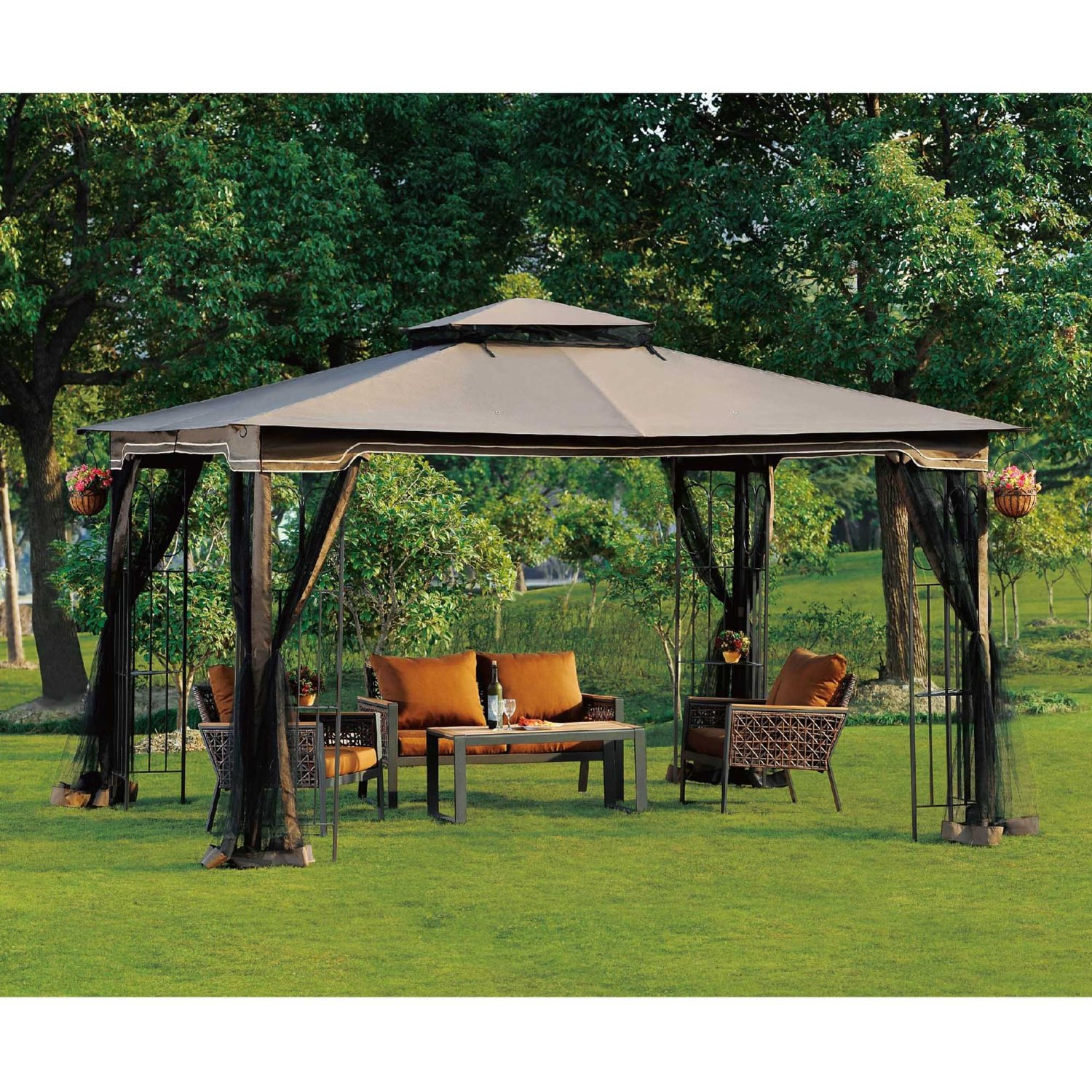 backyard gazebos with a long life span u2013 carehomedecor
