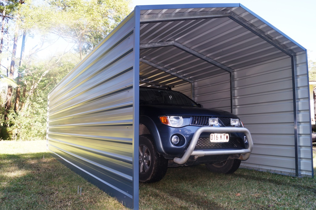 Car Canvas Shelters : Car shelter protects your cars in the harsh weather