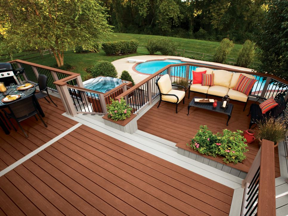 Deck Design Ideas For The Most Suited Deck For Your House U2013 CareHomeDecor