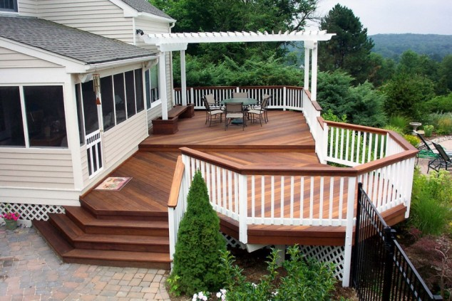 deck design ideas all you need to choose the outdoor furniture that matches with home interiors and you have - Ideas For Deck Designs