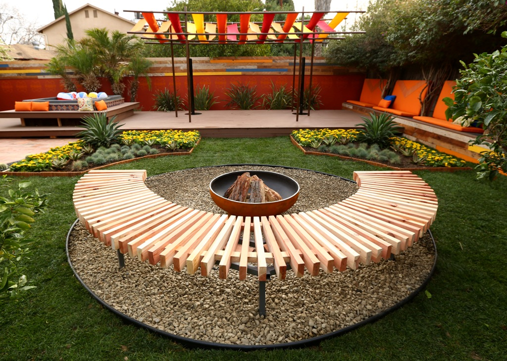 Ideas for diy landscaping to enhance its design for Diy home garden design