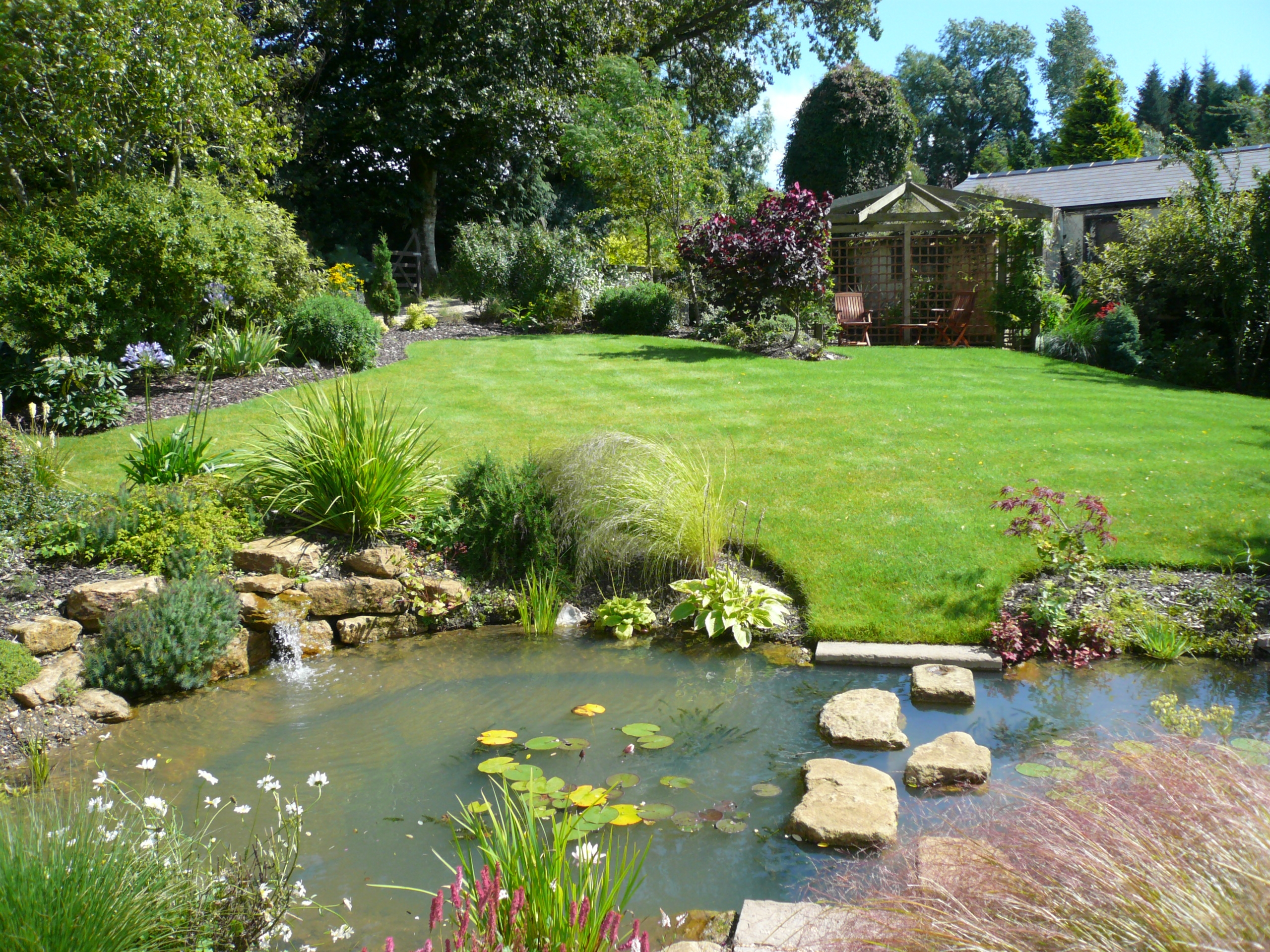 Garden Landscaping Inspiration Design Appealing Garden Landscaping To Enhance Its Beauty . Inspiration Design