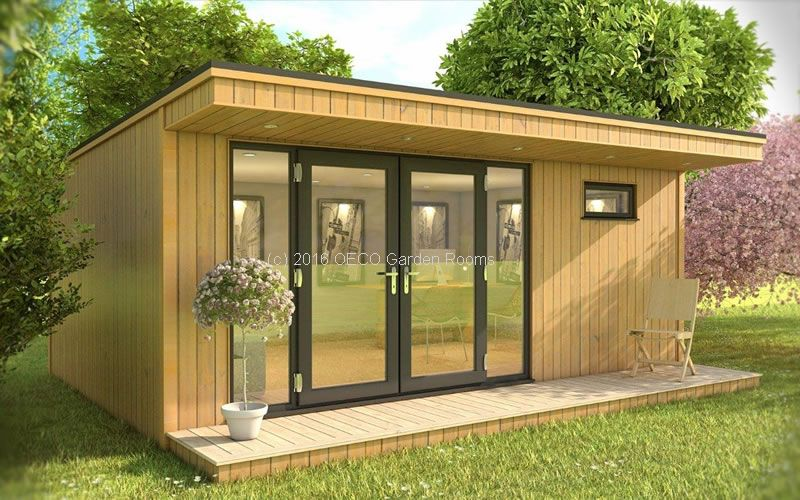 Design The Perfect Garden Offices In Your Garden