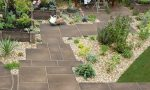 Design the best garden paving for walkway