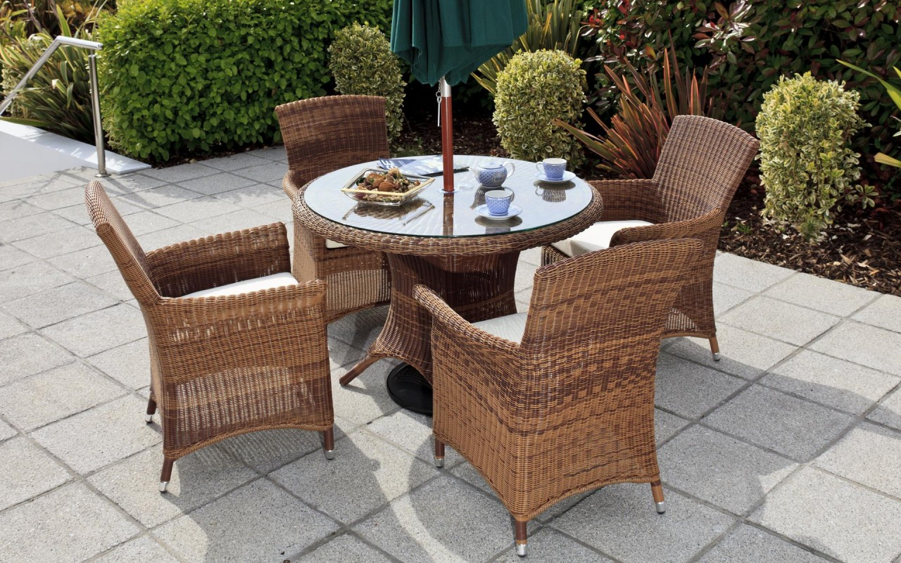choose the perfect designs of garden rattan furniture - Garden Furniture 6