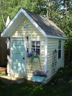 Garden Sheds Ideas best garden shed ideas Garden Shed Ideas To Make Your Yard Beautiful Carehomedecor