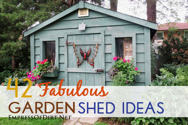 Ideas For Garden Sheds find this pin and more on garden shed ideas Garden Shed Ideas To Make Your Yard Beautiful Carehomedecor