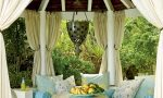 Give fantastic Look to Your Place with Gazebo Curtains
