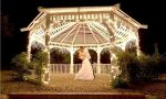 Make your night colorful with gazebo lights