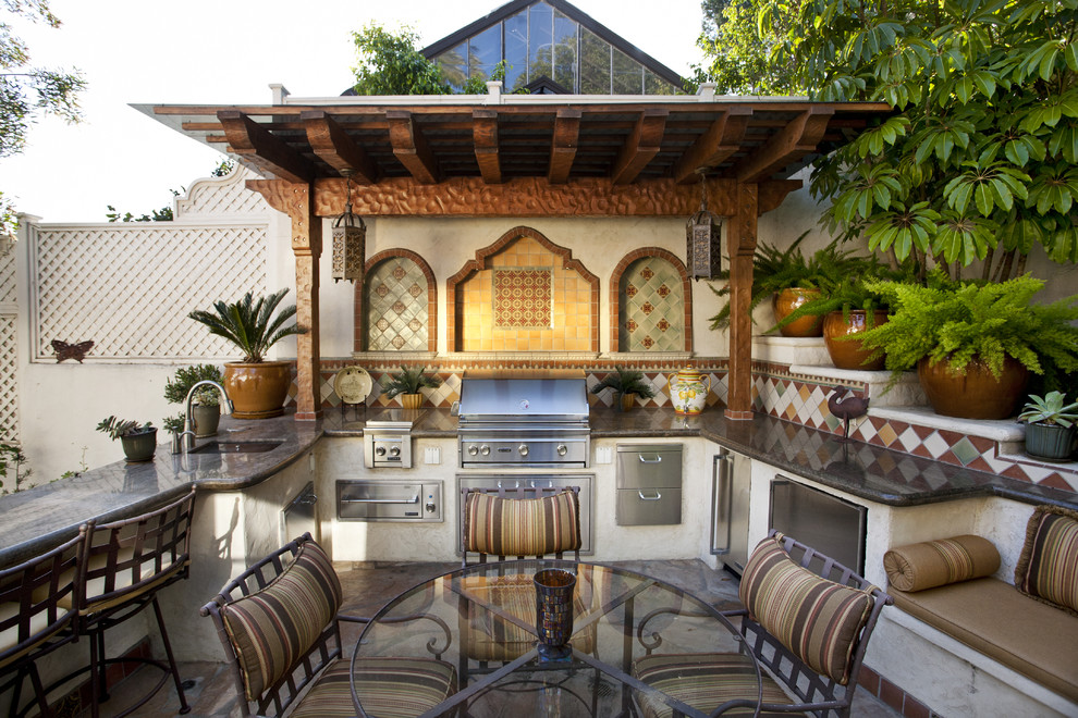 Make your kitchen elegant with beautiful Outdoor kitchen designs ...