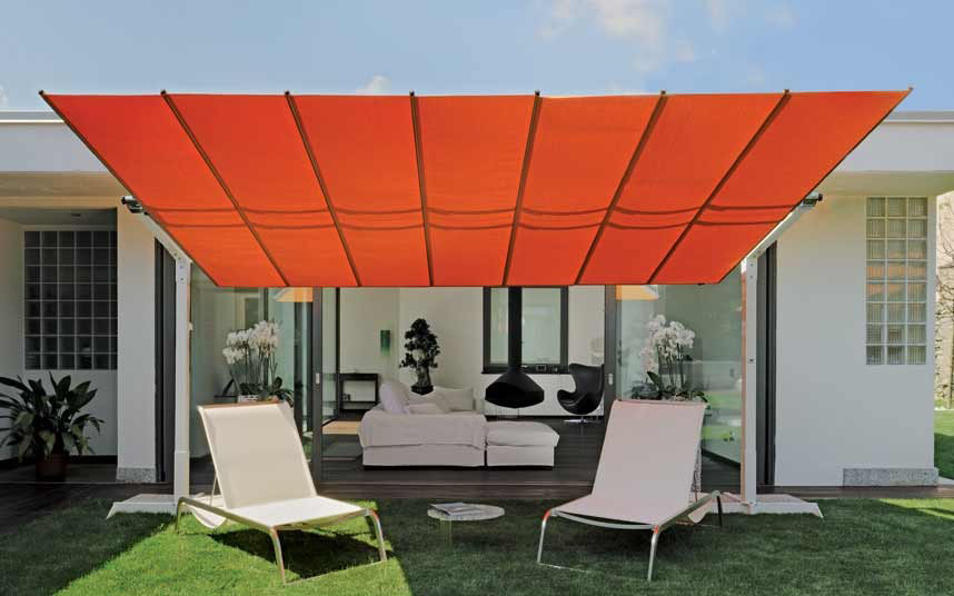 shades insolroll oasis shade patio brown
