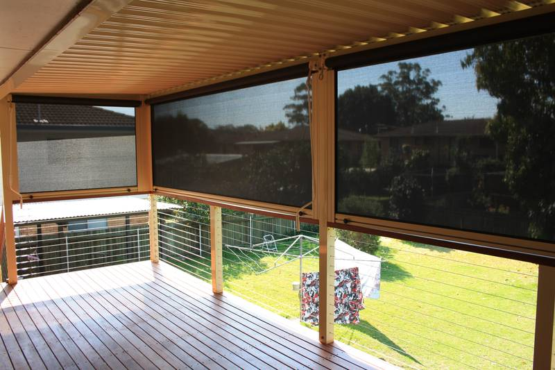 How To Choose Patio Blinds U2013 Vertical Or Vision