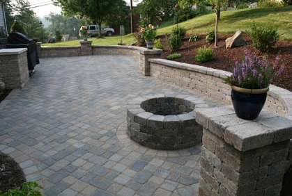 Backyard Paver Designs backyard pavers ideas new patio paver ideas elegant concrete paver patio designs Paver Patio Designs Elegant Look To Your Backyard
