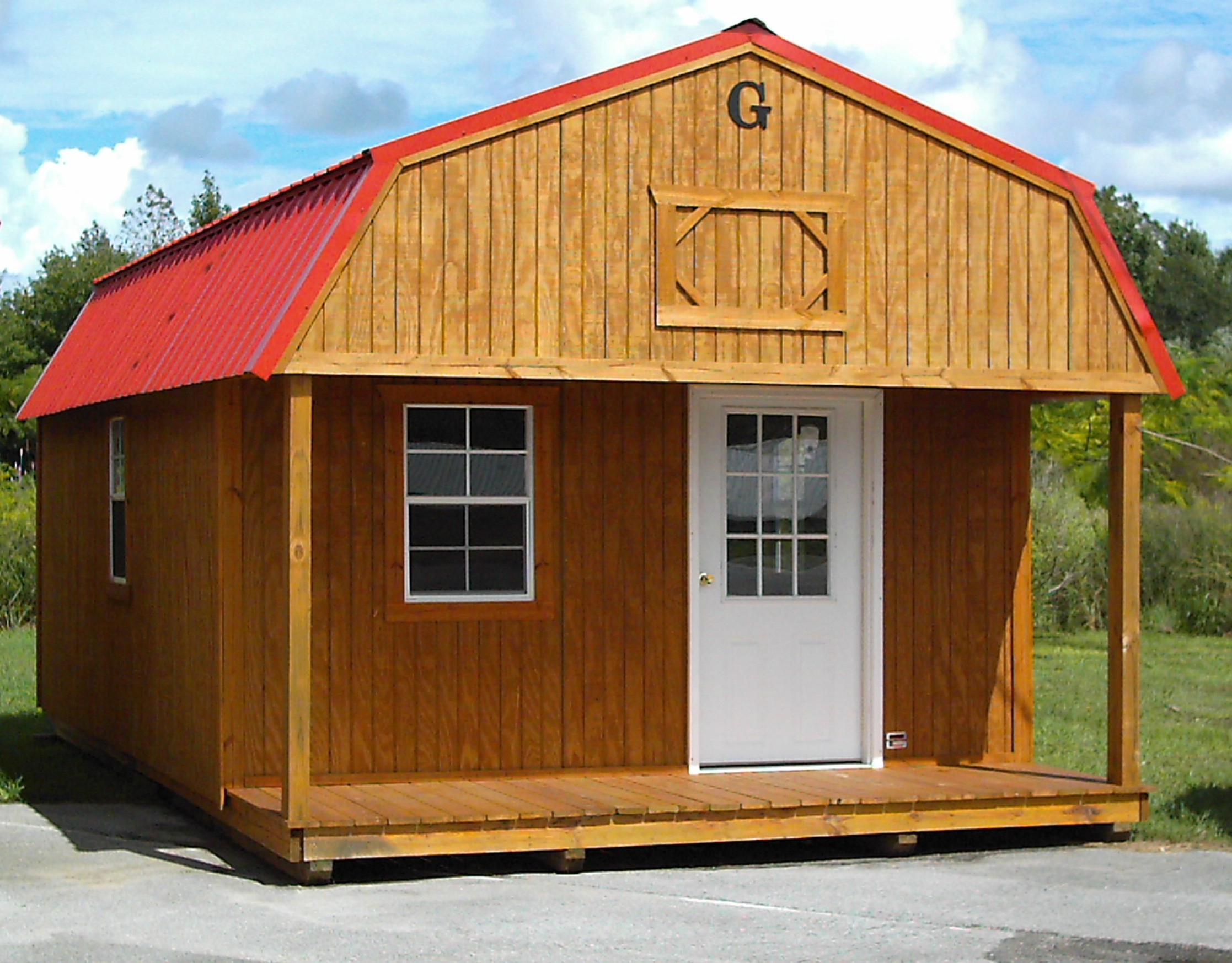 Portable Storage Shelters : Different types of portable storage buildings carehomedecor