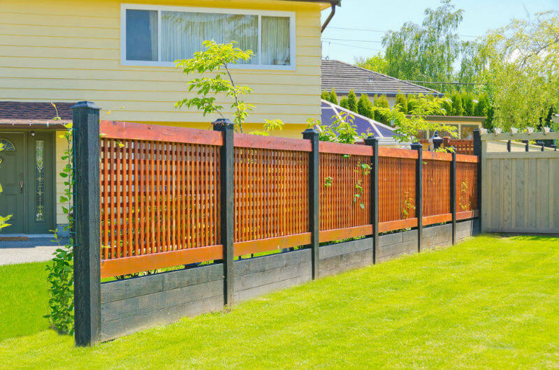 Change your ordinary fencing with new Privacy fence