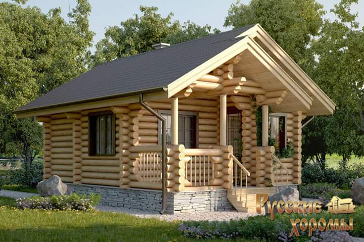 Ideas of wood house designs for your next house - Three wooden house plans ...