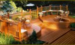 Wooden Decks for that Hollywood feel home!