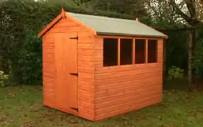 wooden garden sheds a desire for every garden