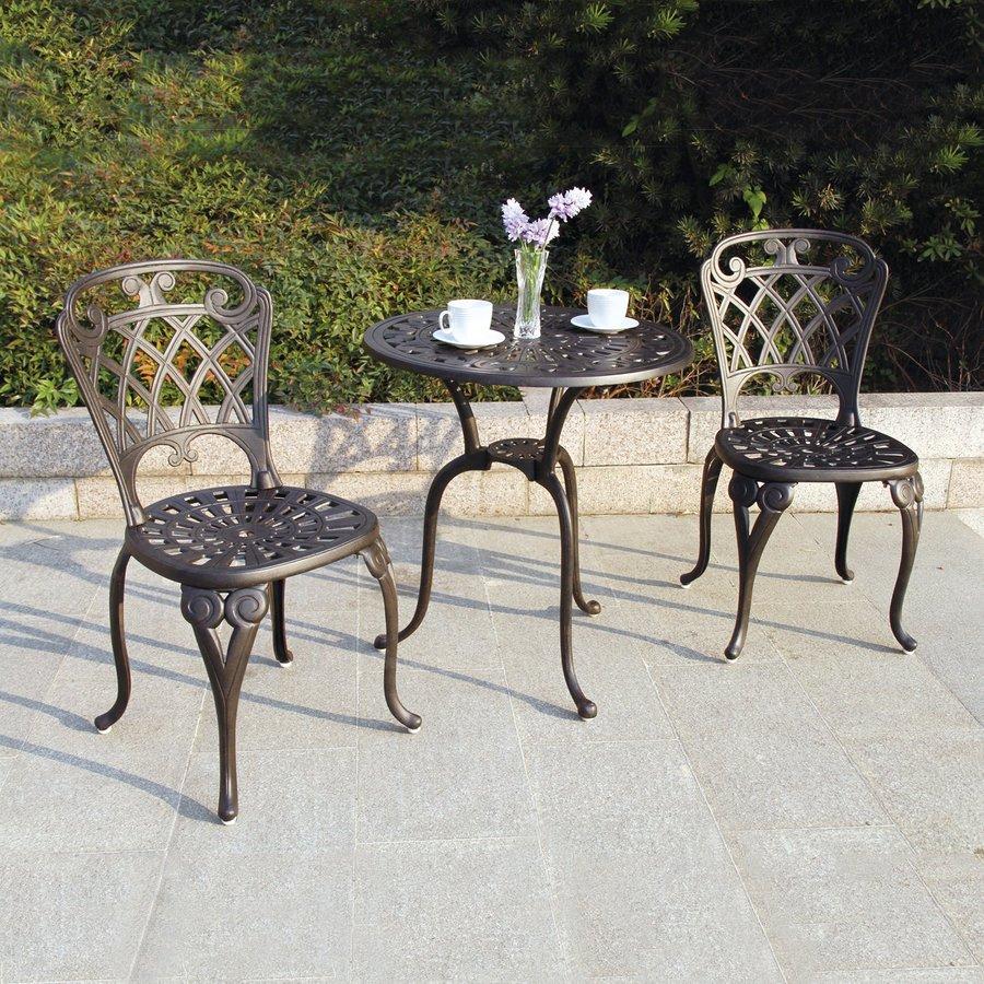 3 pieces patio bistro set  15