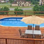 Above Ground Pool Deck is the next New Thing For your Home