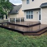Backyard Deck Transformation is NOT that difficult Now