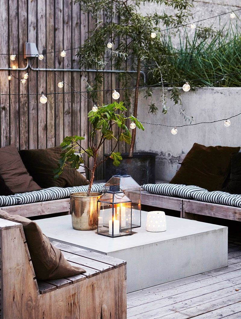 Ways to backyard furniture