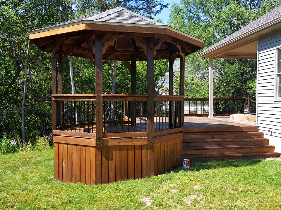 Backyard Gazebos  44