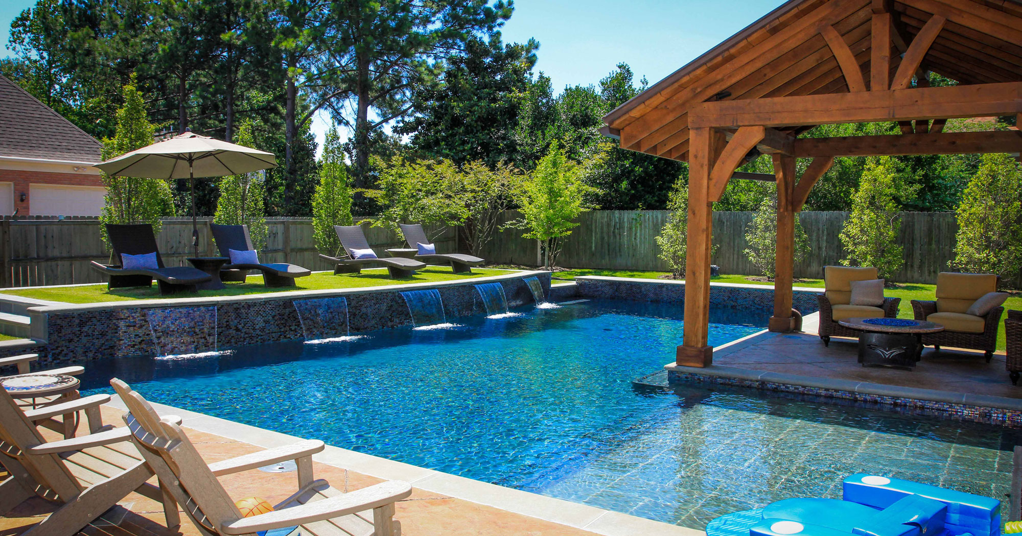 Backyard pool ideas  93