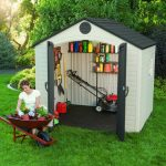 Multi-purpose Backyard Storage Space