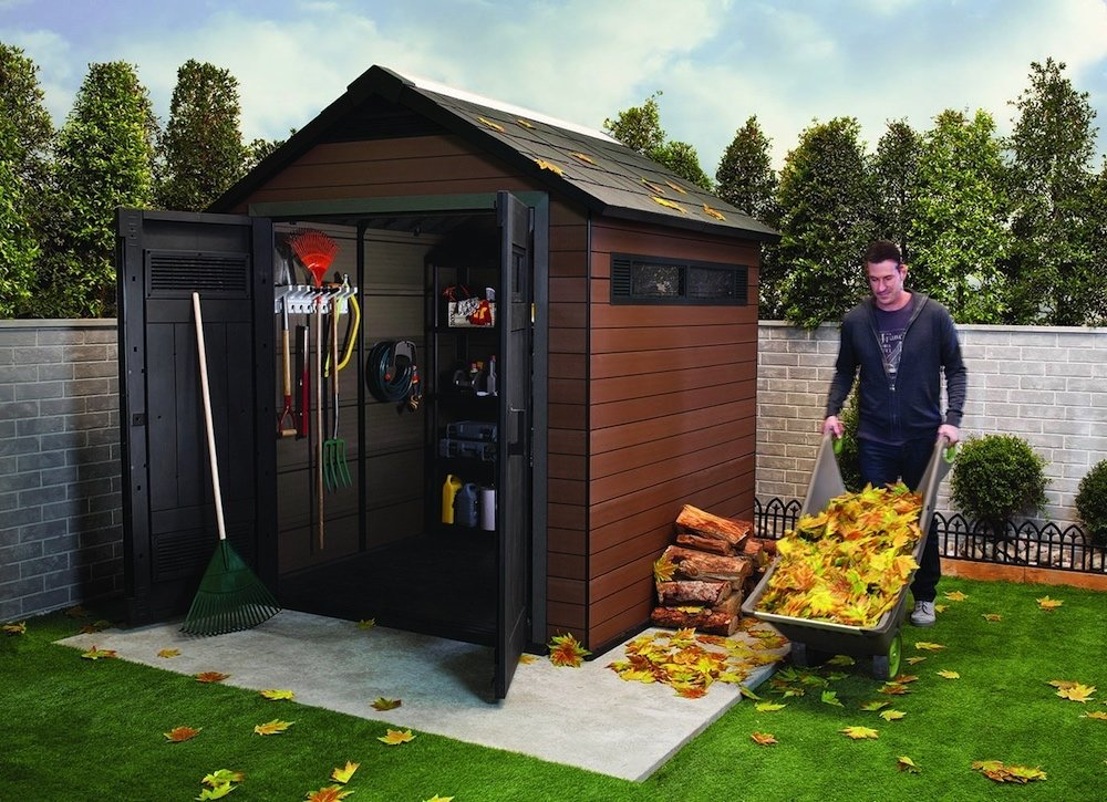Backyard Storage  91
