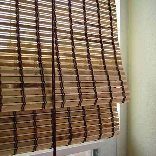Bamboo blind  99