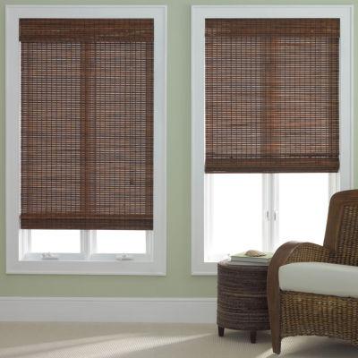 Bamboo Window Shades  06