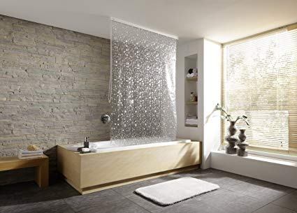 Bathroom blind  60