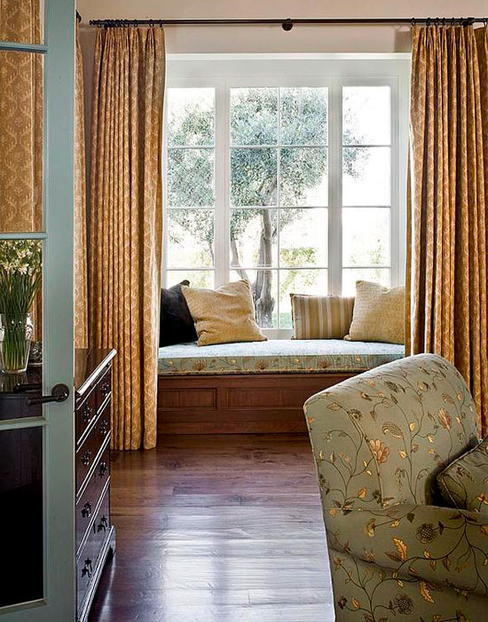 Bedroom window treatments 16