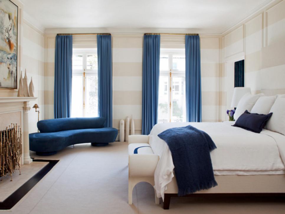 Bedroom window treatments  51