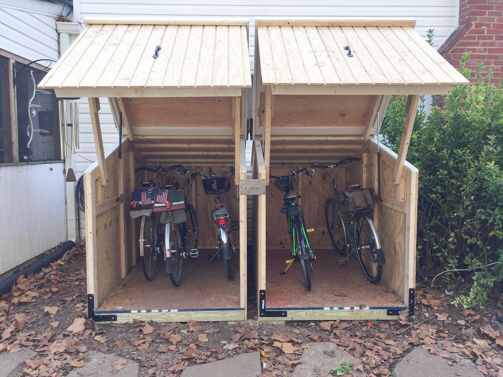 Bike Sheds  57